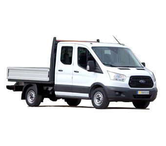 Ford Transit Double Cabin
