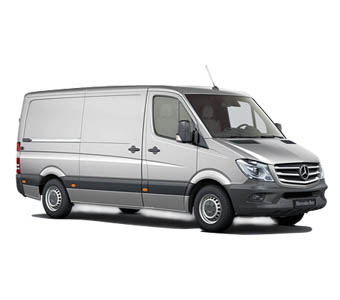 Mercedes Sprinter Long 10,5m<sup>3</sup>