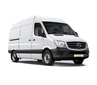 Mercedes Sprinter Van 15m<sup>3</sup>